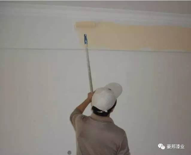 弹涂外墙涂料施工工艺流程